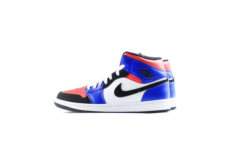 Air Jordan 1 Mid 'Top 3' (554724-124)