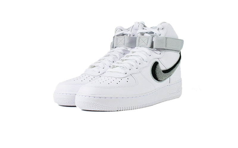 Nike Air Force 1 High 07 LV8 'Chenille Swoosh' (806403-105)