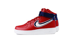 Nike Air Force 1 High 07 LV8 'Chenille Swoosh' (806403-603)