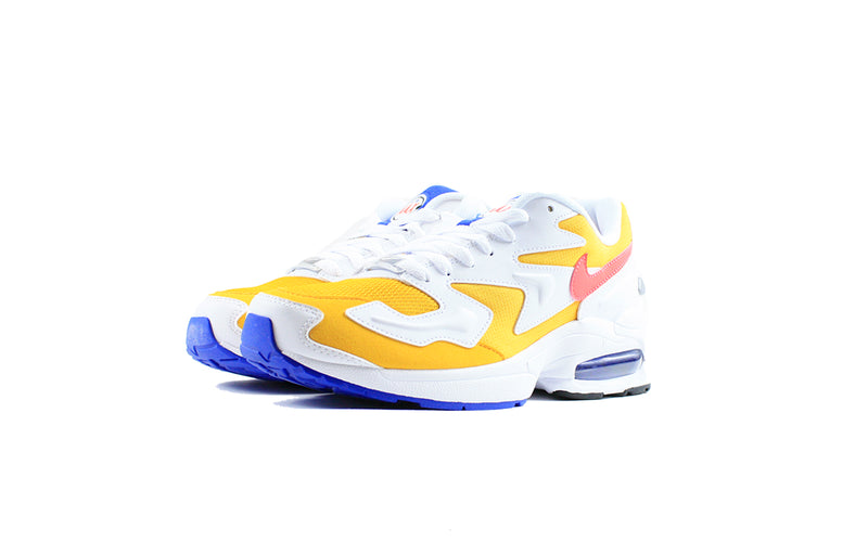 Nike Air Max2 Light QS 'University Gold' (AO1741-700)
