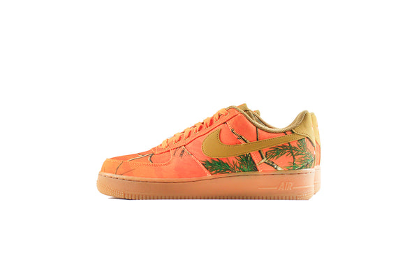Nike x Realtree Air Force 1 '07 'Orange Camo' (AO2441-800)