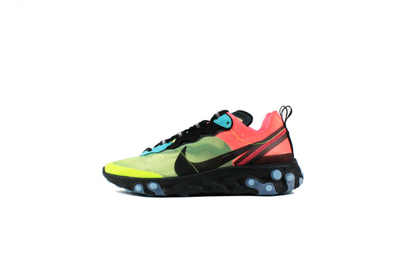 Nike React Element 87 'Volt Racer Pink' (AQ1090-700)