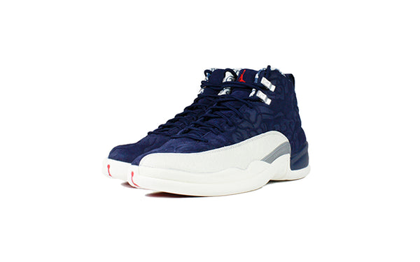 Air Jordan 12 Retro PRM 'International Flight' (BV8016-445)