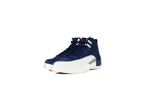 Air Jordan 12 Retro PRM GS 'International Flight' (BV8017-445)