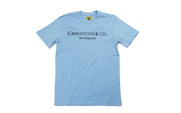 Chinatown Market Jewelry Store SS Tee (CTM-JST-BLU)