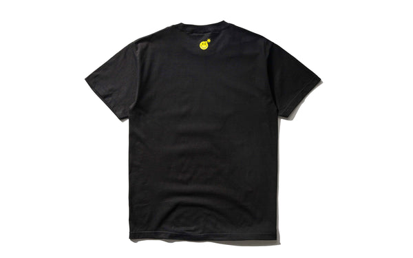 The Hundreds x Chinatown Market Crossout Adam SS Tee (L18W201032-BLK)