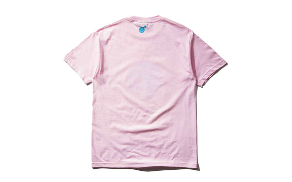The Hundreds x Chinatown Market Crossout Adam SS Tee (L18W201032-PNK)