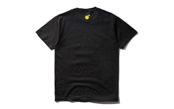 The Hundreds x Chinatown Market Happy Adam T-Shirt (L18W201033-BLK)