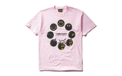 The Hundreds x Chinatown Market Cycle Adam T-Shirt (L18W201035-PNK)