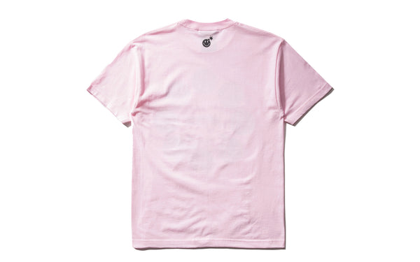 The Hundreds x Chinatown Market Cycle Adam SS Tee (L18W201035-PNK)