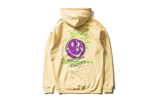 The Hundreds x Chinatown Market Crossout Adam Pullover (L18W202036-LYLW)