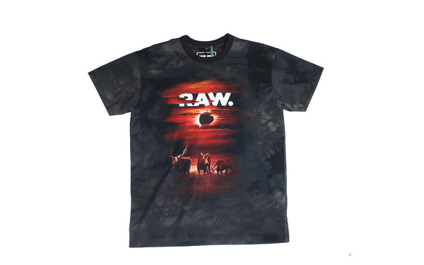 G-Star RAW Cyrer Loose S/S T-Shirt 'Eclipse' (D12128-A629-5929)