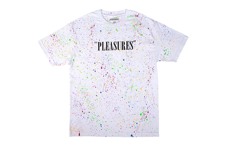 Pleasures Balance Tye Dye T-Shirt (P19S101036)