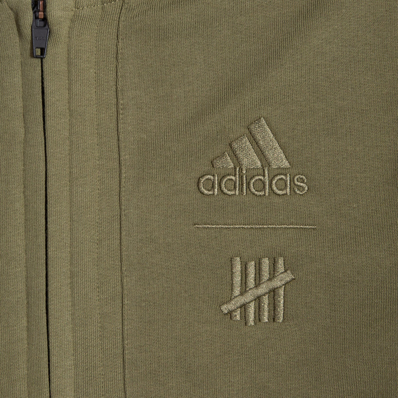 adidas x UNDEFEATED Full Zip Hoodie (DY3270)