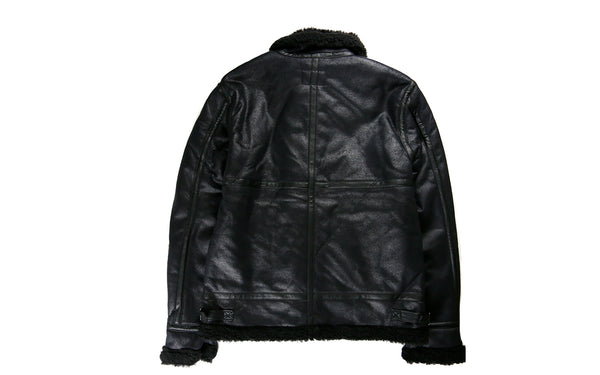 Alpha Industries B-3 SHERPA JACKET (MLB49500C1-001)