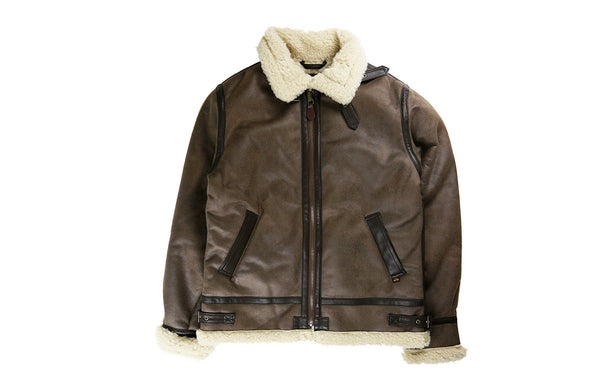 Alpha Industries B-3 SHERPA JACKET (MLB49500C1-208)