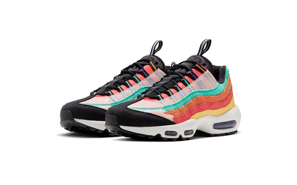 "Nike Mens Air Max 95 ""BHM"" Shoes"