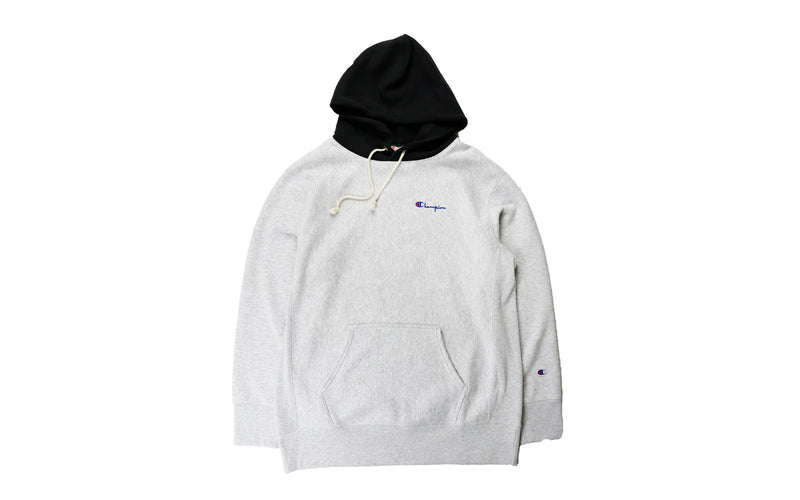 Champion EU Reverse Weave Color Block Hoodie (CEM660-023)