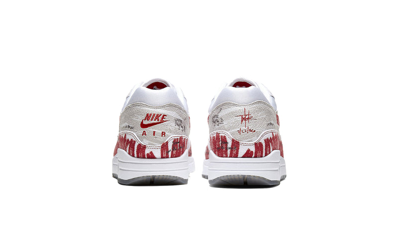 "Nike Mens Air Max 1 ""Sketch to Shelf"" Shoes"