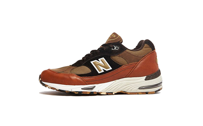 New Balance Mens 991 'Made in UK' Shoes