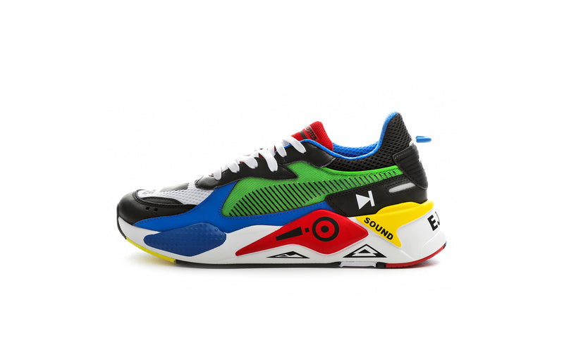Puma RS-X by Alexander John / Emory Jones Mixtape Shoes