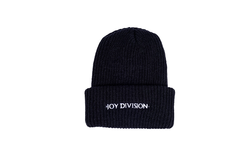 PLEASURES Joy Division Beanie (P19JD002)