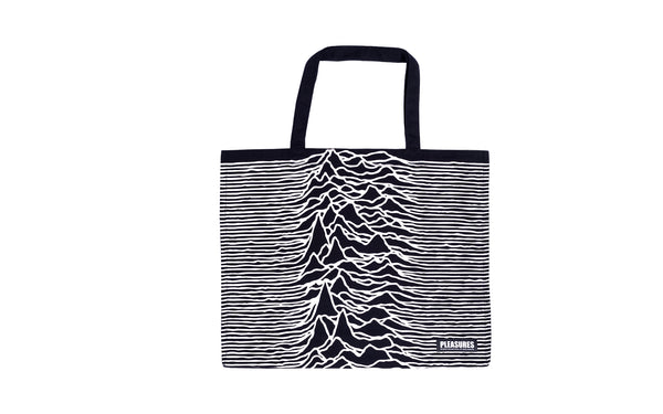 PLEASURES Joy Division Wilderness Tote Bag (P19JD009)