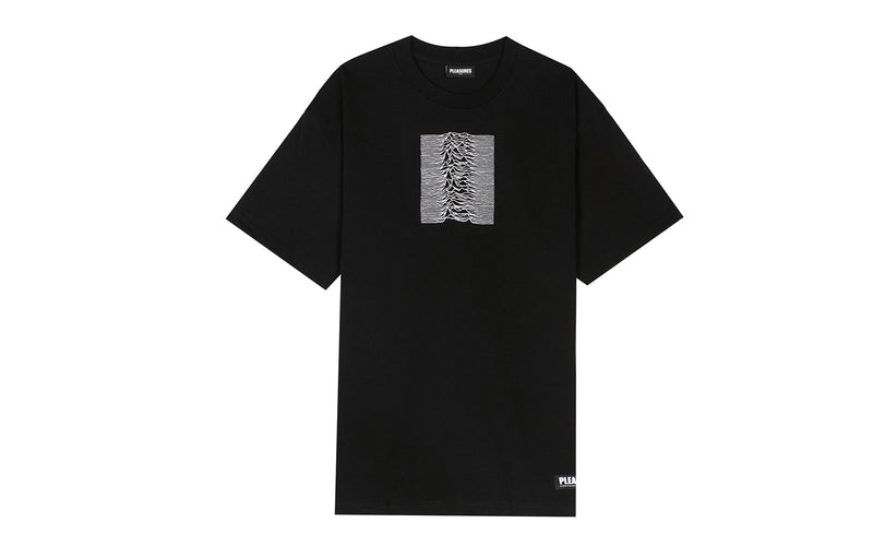 PLEASURES Joy Division Shadowplay T-shirt (P19JD008)