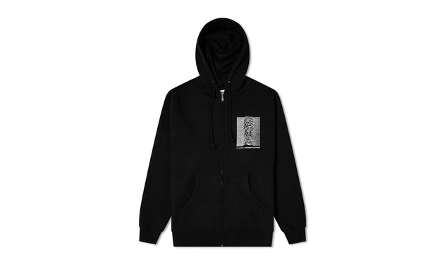 PLEASURES Joy Division Zip Hoodie (C19W102013)