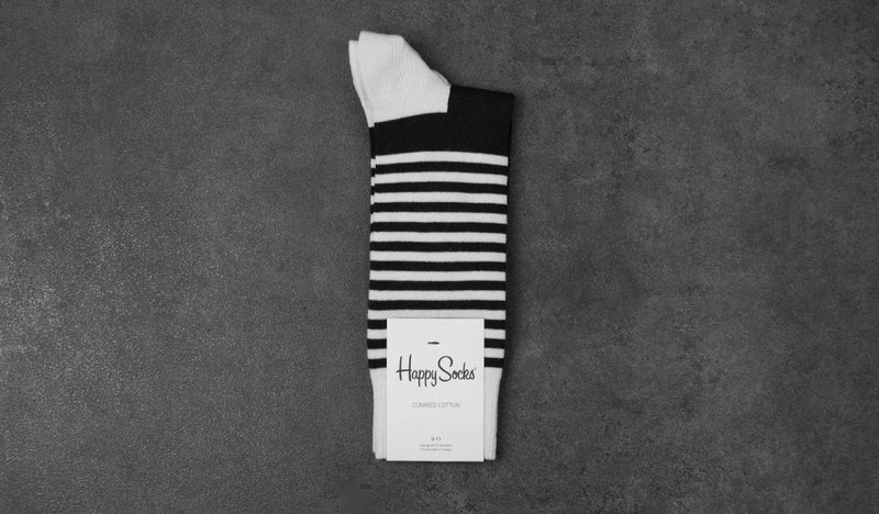 Happy Socks Half Stripe (SH01-068-411)