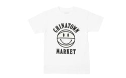 CHINATOWN MARKET Smiley UV BBall T-Shirt (CTMUV-UVSBT)