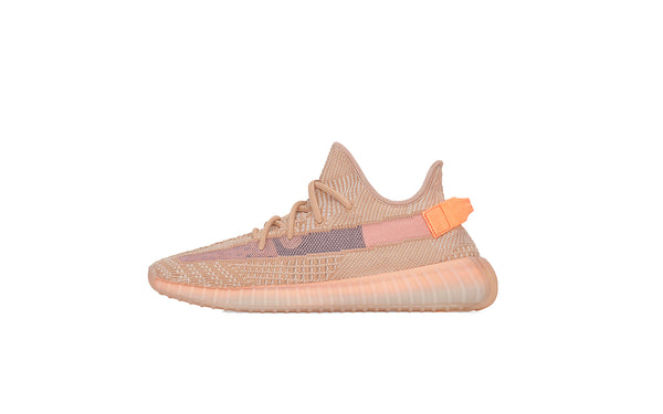 "Adidas Mens YEEZY Boost 350 V2 ""Clay"" Shoes"