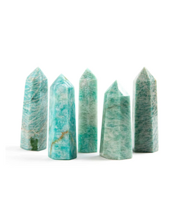 "3.5"" Amazonite Pointed Tower"