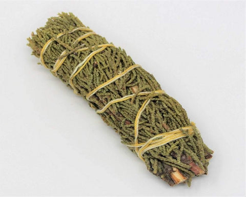 "Juniper Smudge Stick - 9""L (Large) - Life Gardening Tools LLC"