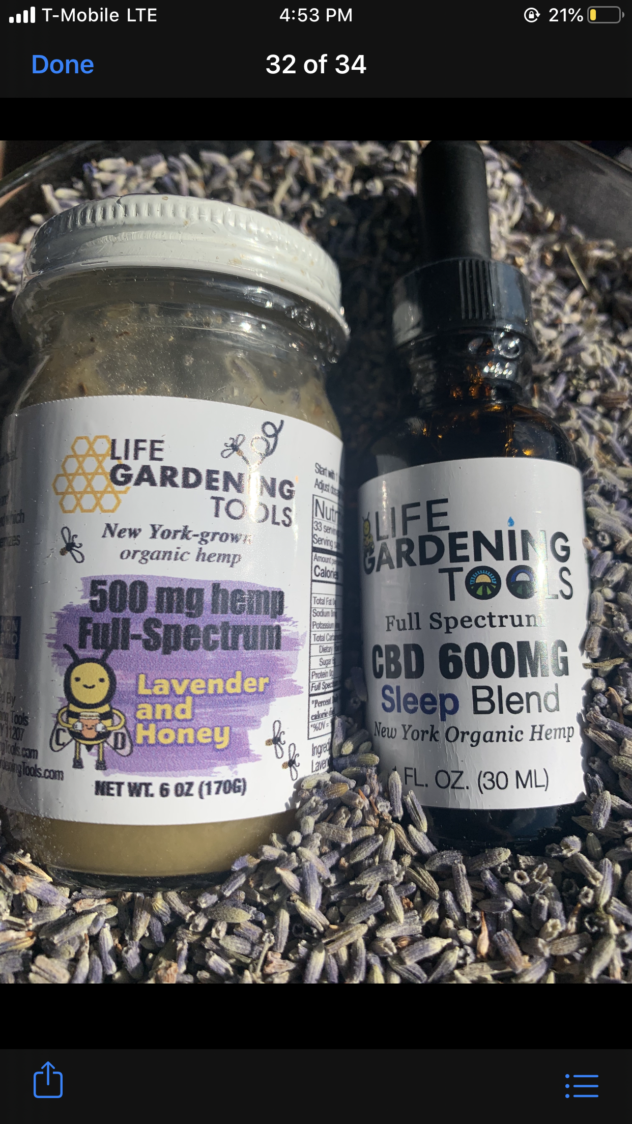 Lavender CBD Relaxation & Sleep Bundle - Life Gardening Tools LLC