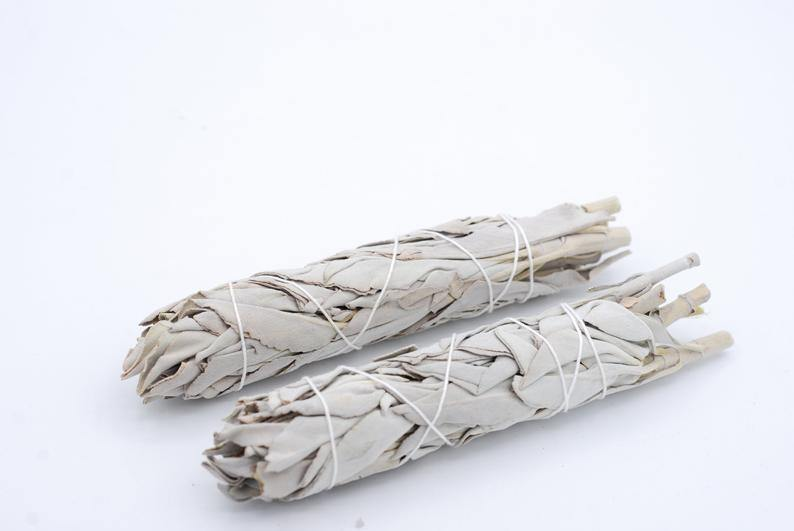 "Sage Bundle, 6"" Wrapped - Life Gardening Tools LLC"