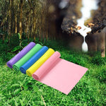 Yoga Latex Rubber Resistance Strech Bands Indoor Outdoor Fitness Equipment Pilates Elastic