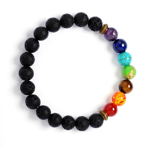 The Pushone Chakra Giving Bracelet