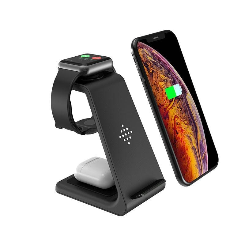 Pushone 3 In 1 Wireless Charger