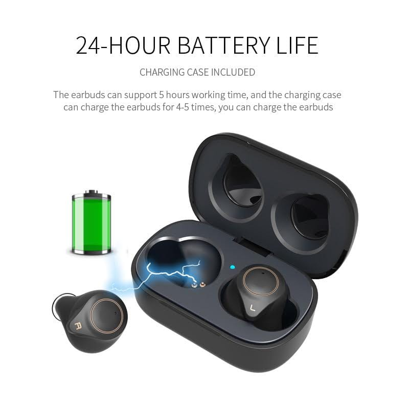Push Sport W1 Pro Wireless Earbuds