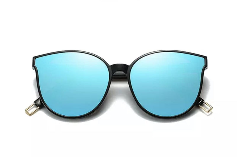 CHRISTY Cat-Eye Fashion Sunglasses
