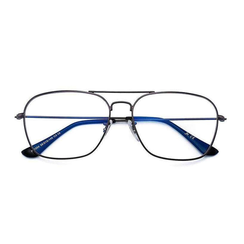 BERNIE Aviator Blue Light Blocking Glasses