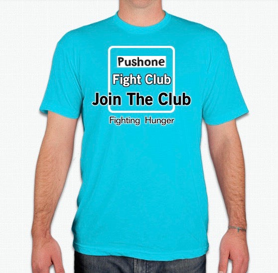 "Pushone ""Fight Club"" T-Shirt"