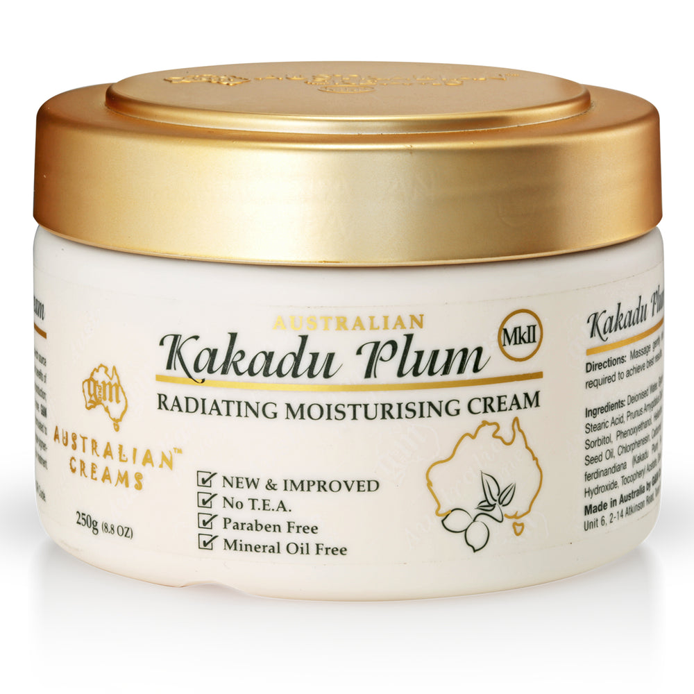 Kakadu Plum Moisturizing Cream (improves elasticity and skin texture)