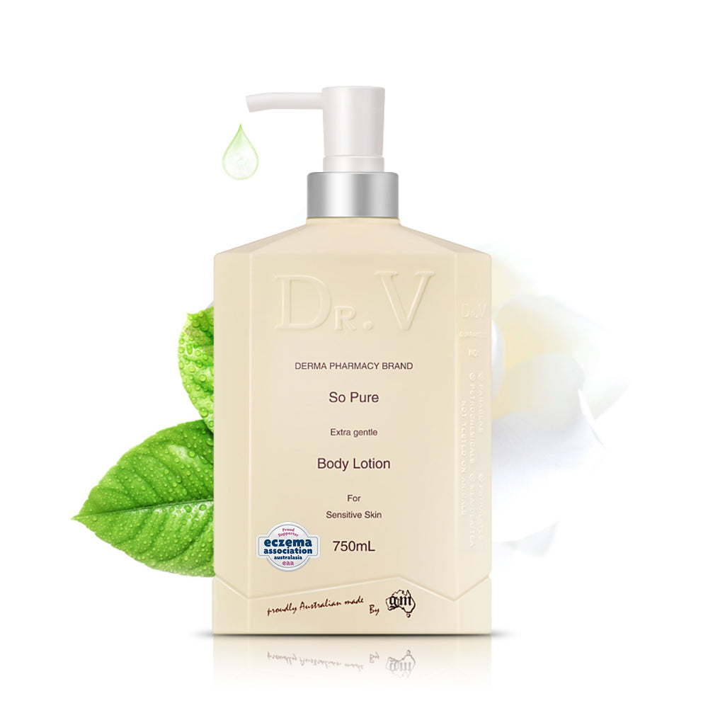 So Pure Body Lotion (extra gentle)