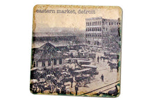 Load image into Gallery viewer, Vintage Eastern Market Coaster