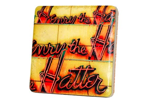 Henry The Hatter Coaster