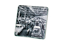 Load image into Gallery viewer, Vintage Assembly Line Coaster