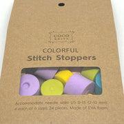 Topes para agujas (Stich stopper) - Nusos i punts