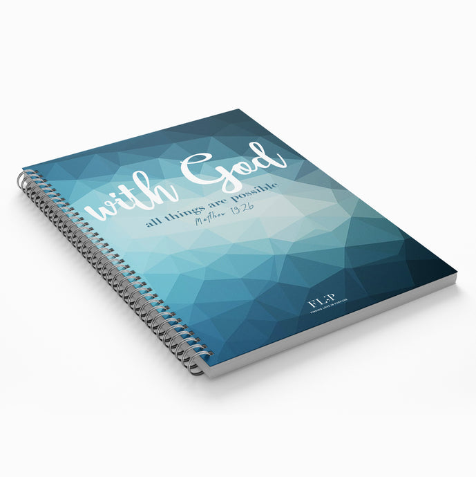 FL;P - With God Journal